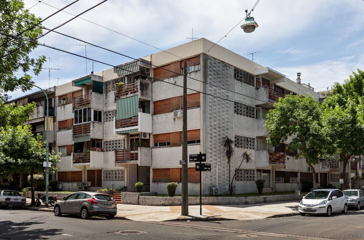 Edificio Asunción 4387   Estudio Aisenson